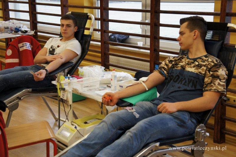 Krew to najcenniejszy dar