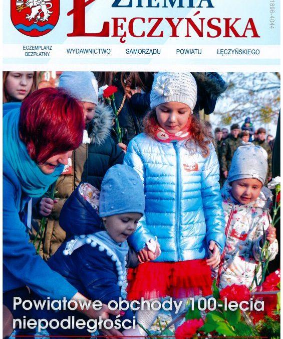 """""""Ziemia Łęczyńska"""" nr 4/2018"""