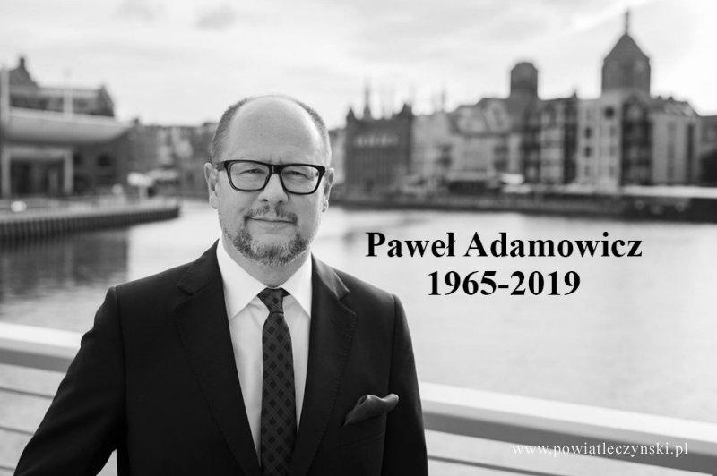 Żegnamy Prezydenta Gdańska Pawła Adamowicza
