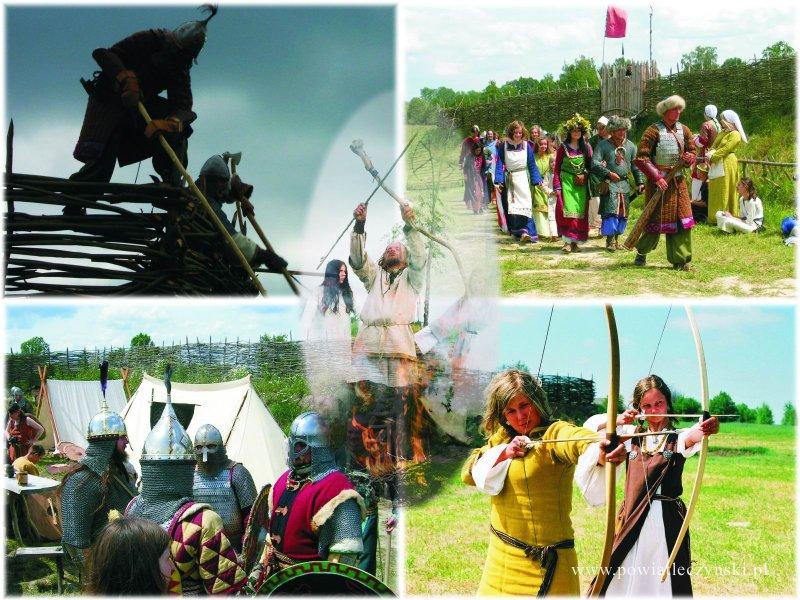 Poznaj historię średniowiecza podczas ferii