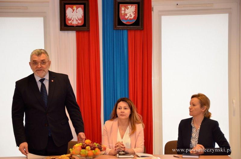 Liderzy kooperacji z powiatu łęczyńskiego