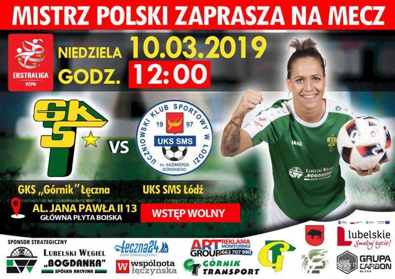 Mistrz Polski zaprasza na mecz