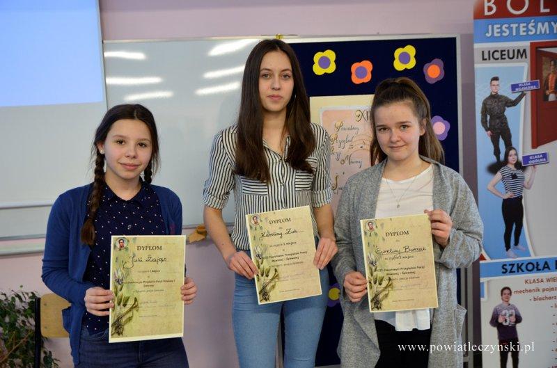 XIII Powiatowy Przegląd Poezji Mówionej i Śpiewanej w Milejowie
