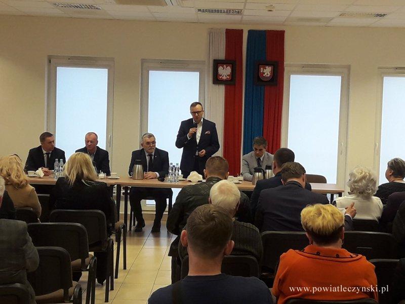 """""""Nowa Piątka"""" – spotkanie informacyjne"""