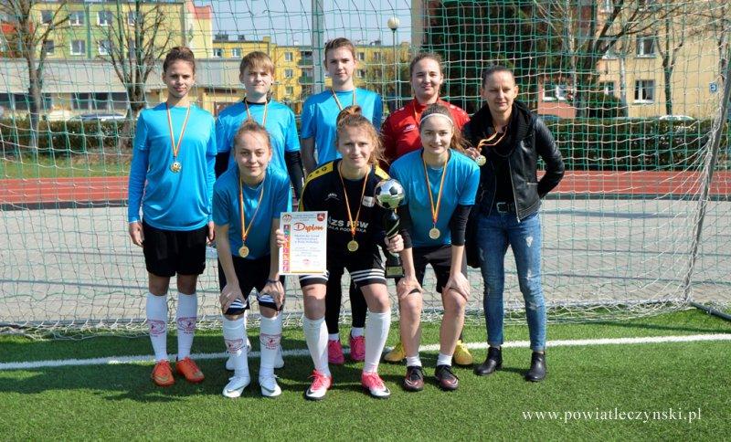 Znamy wyniki Wojewódzkiego Turnieju Piłki Nożnej Dziewcząt