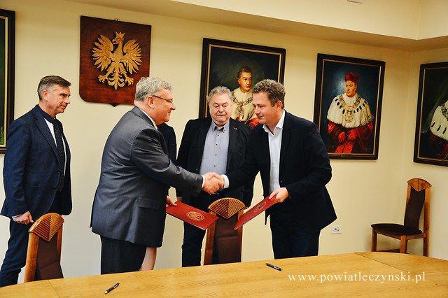 Umowa w sprawie Kliniki Chirurgii Plastycznej podpisana