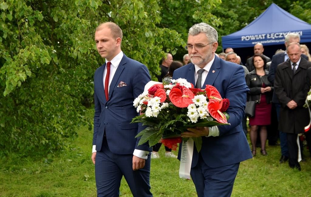 """Obchody  70. rocznicy śmierci kpt. Zdzisława Brońskiego ps. """"Uskok"""""""