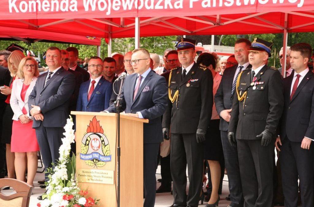 Wojewódzkie Obchody Dnia Strażaka 2019