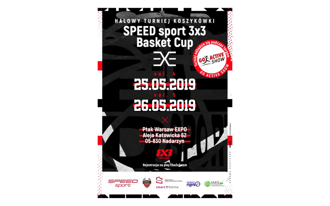 Turniej koszykarski SPEED sport Basket Cup