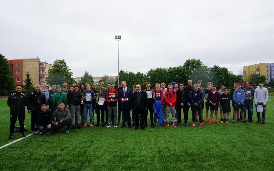 """""""Piłkarska Środa"""" w ZSG"""