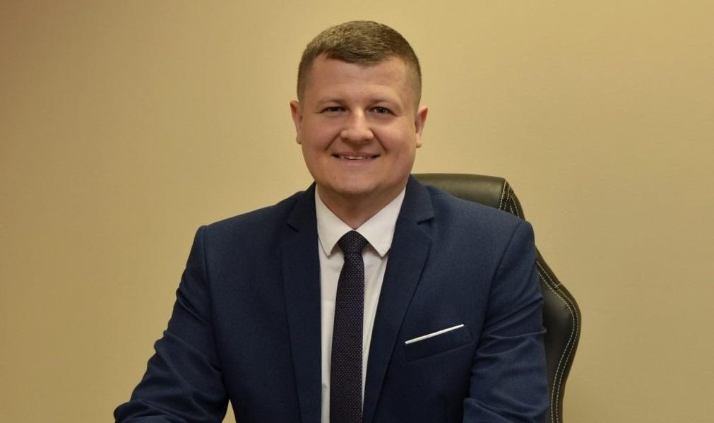 Michał Pelczarski nowym Wicestarostą Powiatu Łęczyńskiego