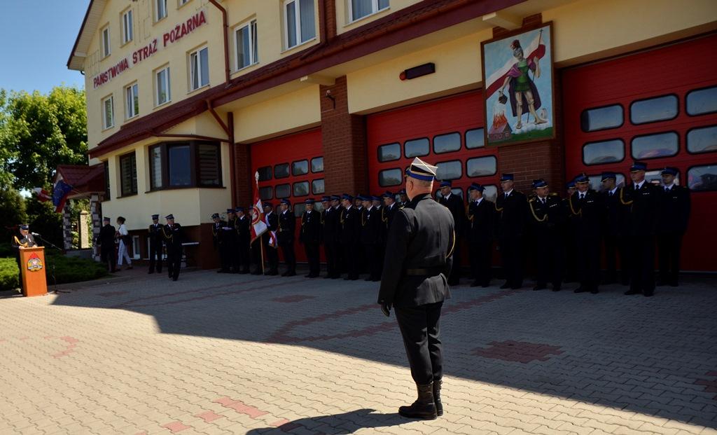 Powiatowe obchody Dnia Strażaka 2019 w Łęcznej
