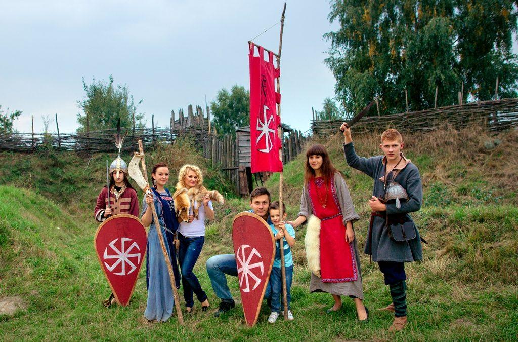 Zapraszamy na 15-lecie Słowiańskiego Grodu