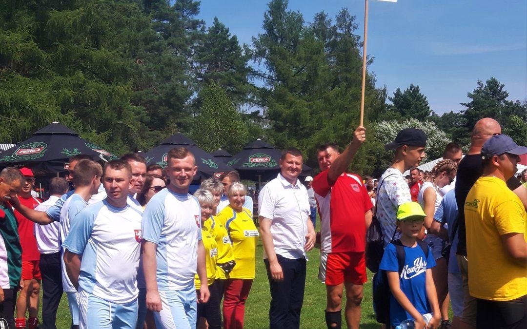 XX Wojewódzkie Igrzyska Rekreacyjno-Sportowe LZS Krasnobród 2019