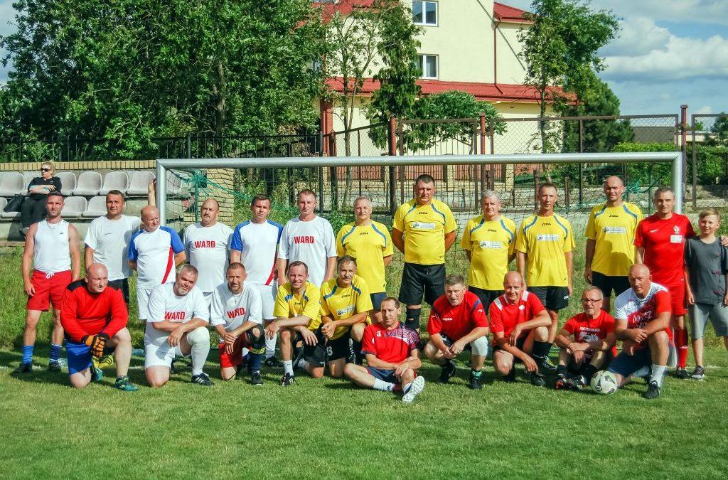 Powiatowy Turniej Piłki Nożnej o Puchar Starosty Łęczyńskiego rozegrany