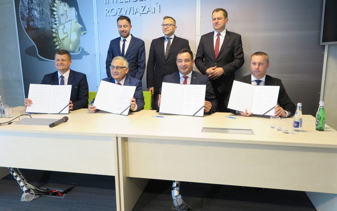 W planach pierwsza linia kolejowa Bogdanka–Puchaczów–Łęczna