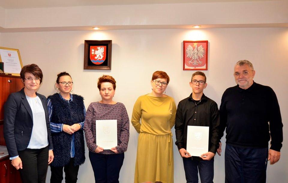 Nagrody Powiatu Łęczyńskiego dla najlepszych sportowców