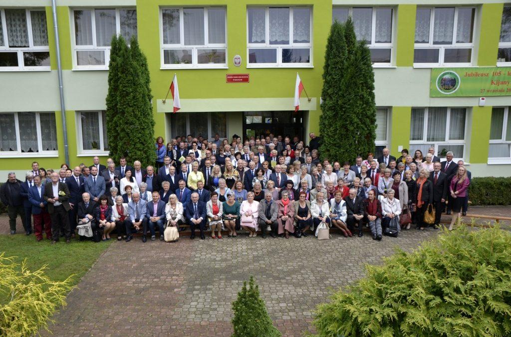 Uroczystości jubileuszowe Zespołu Szkół Rolniczych w Kijanach