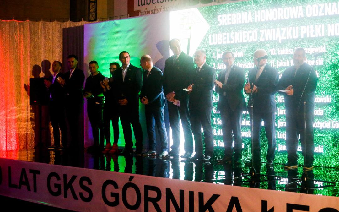 Zielono-czarni świętowali 40-lecie istnienia klubu