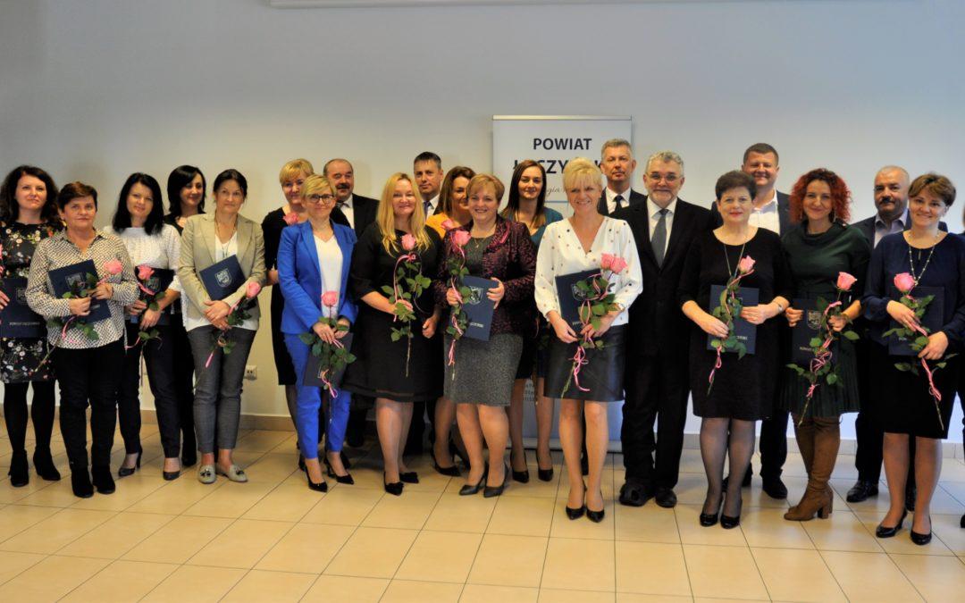 Nagrody Starosty dla pracowników oświaty