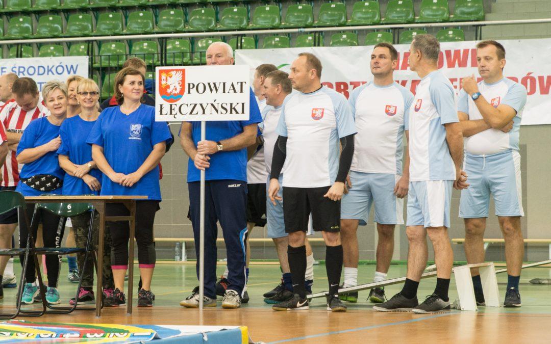 Halowe Igrzyska Seniorów – Łęczna 2019