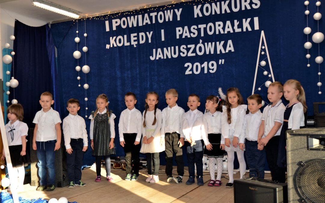 """I Powiatowy Konkurs """"Kolędy i Pastorałki Januszówka 2019"""""""