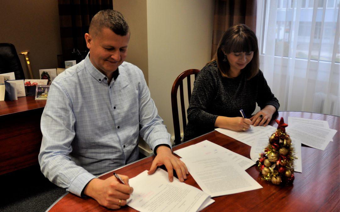 Podpisaliśmy umowę na asystenta osobistego osoby niepełnosprawnej!