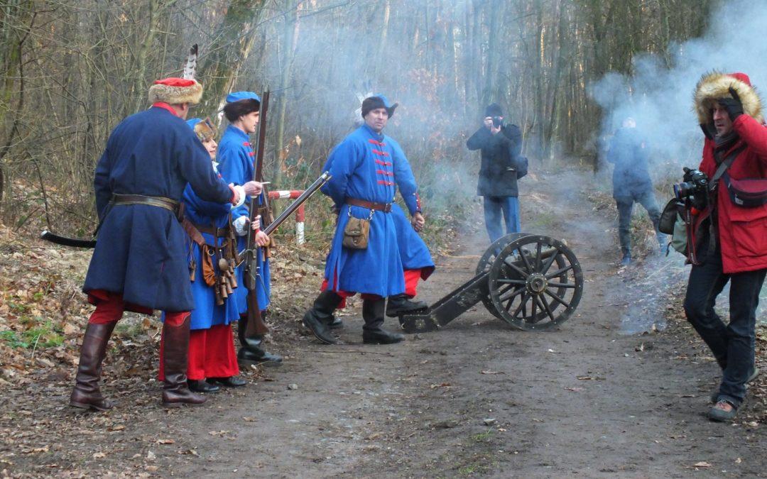 Obchody 157. rocznicy wybuchu powstania styczniowego.