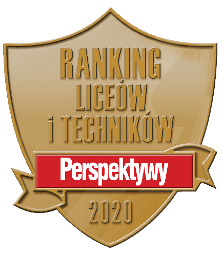 """""""Jagiellończyk"""" po raz kolejny w Rankingu Liceów i Techników Perspektywy 2020"""