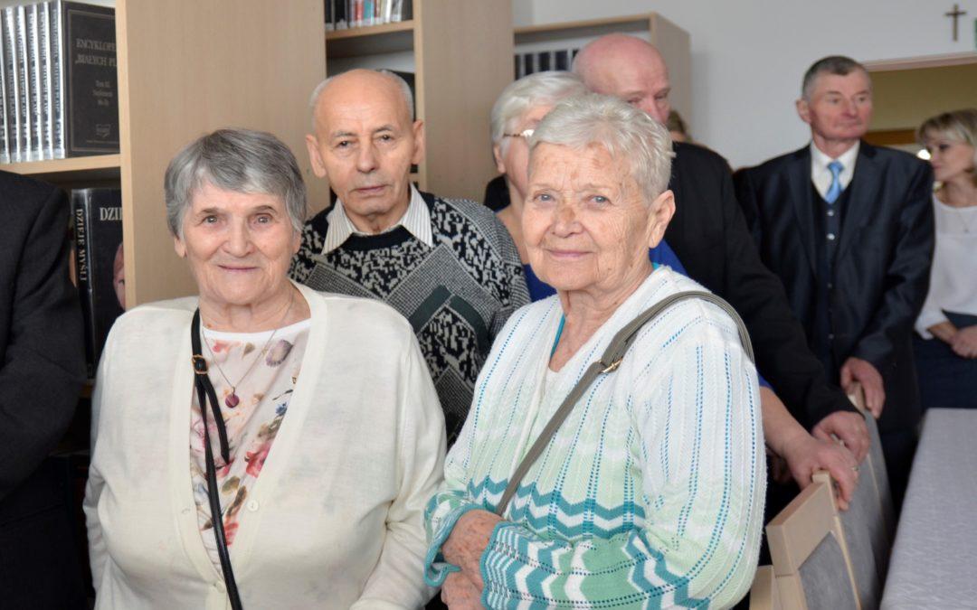 Pierwszy Powiatowy Klub Senior+ w Łęcznej już otwarty