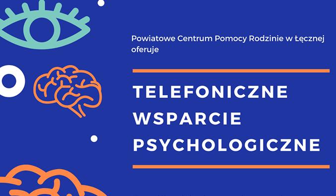Telefoniczne wsparcie psychologiczne