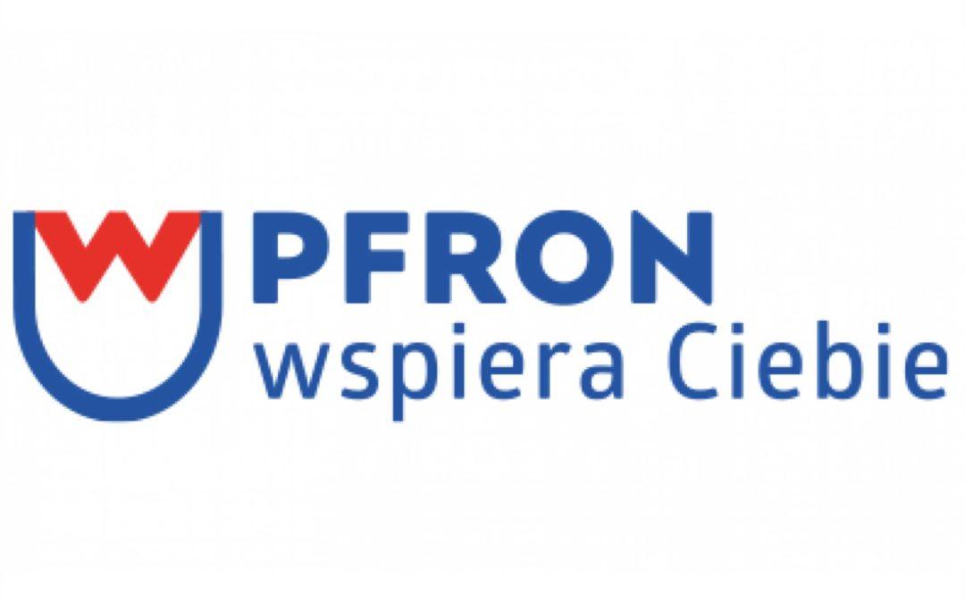 PFRON wspiera Ciebie – program wsparcia w przeciwdziałaniu skutkom pandemii