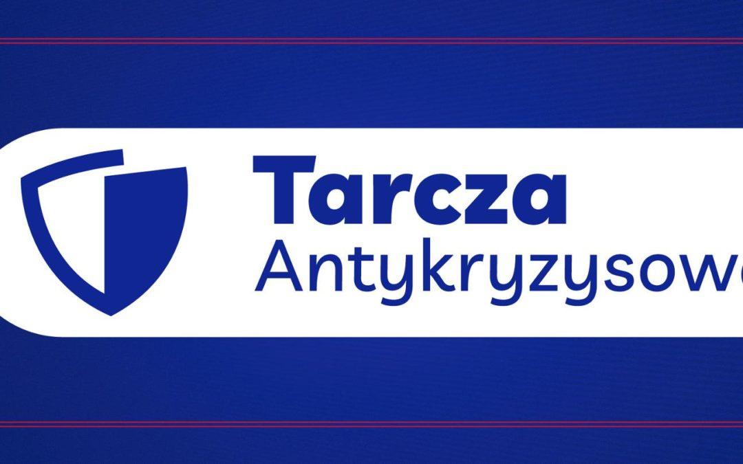 Wsparcie realizowane przez ZUS w ramach Tarczy Antykryzysowej