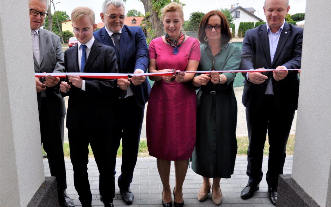 Pierwsze w Polsce Centrum Opiekuńczo-Mieszkalne otwarto w Jaszczowie!