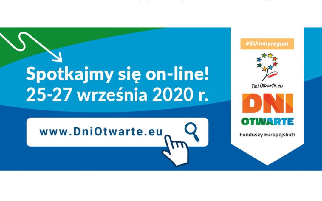Dni Otwarte Funduszy Europejskich – 7 edycja