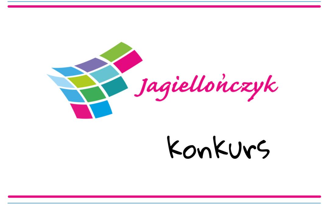 """Konkurs powiatowy """"Szarady językowe. Jagiellończyk (nie)jednym słowem"""""""
