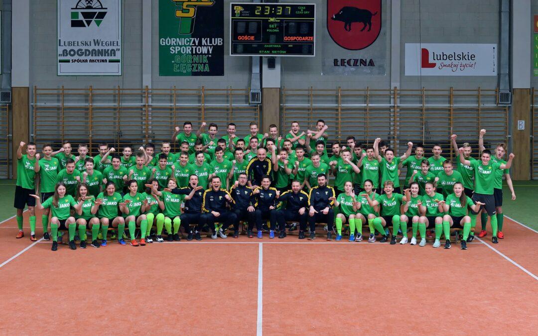 Dołącz do Szkoły Mistrzostwa Sportowego Górnika Łęczna