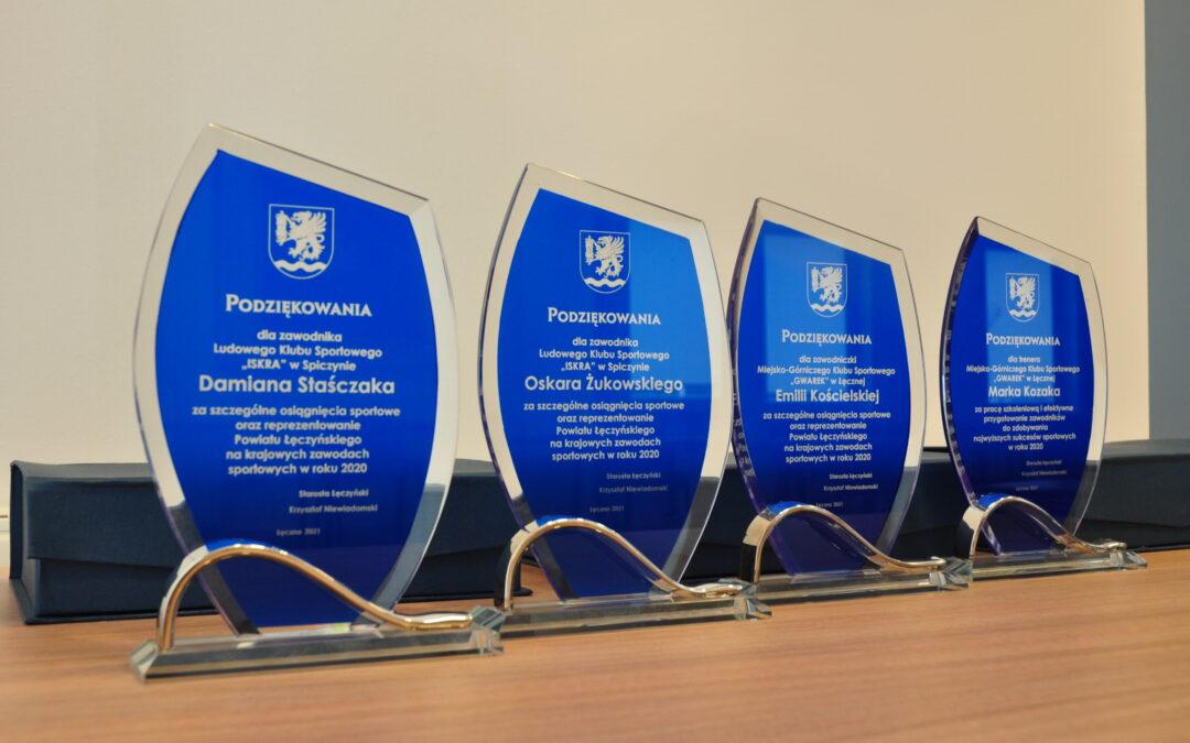 Nagrody i stypendia sportowe przyznane!