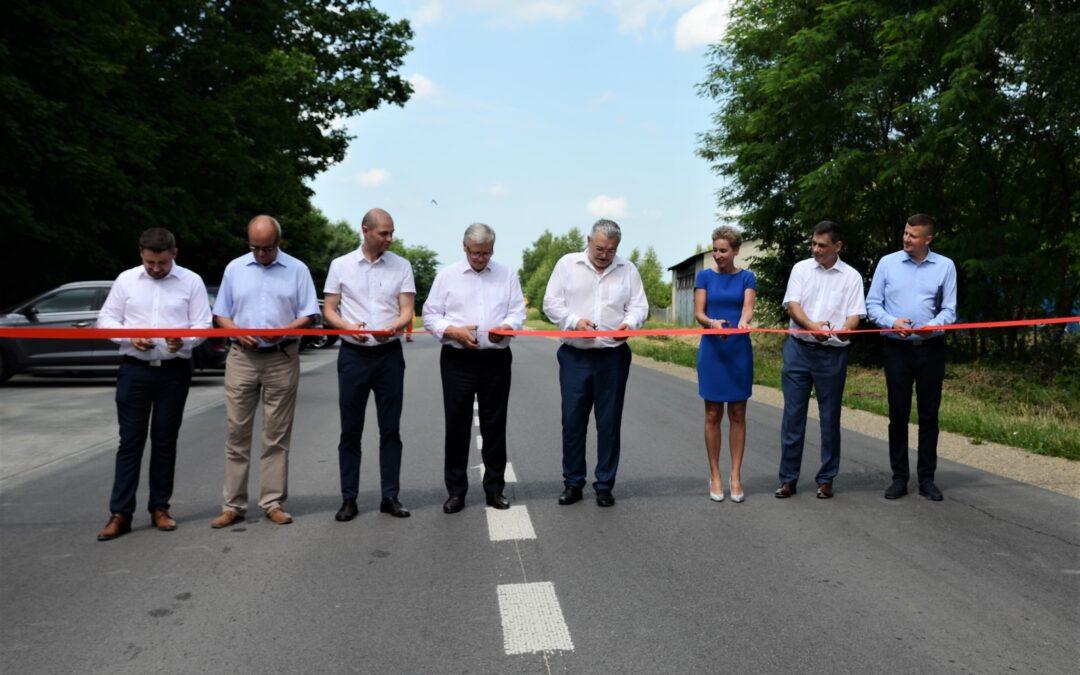 Oficjalne oddanie inwestycji w Albertowie i Stefanowie!
