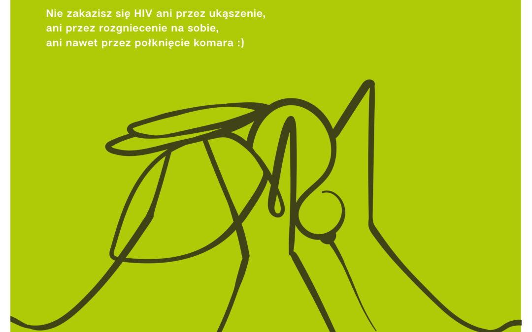 Poznaj prawdy i mity na temat HIV i AIDS!