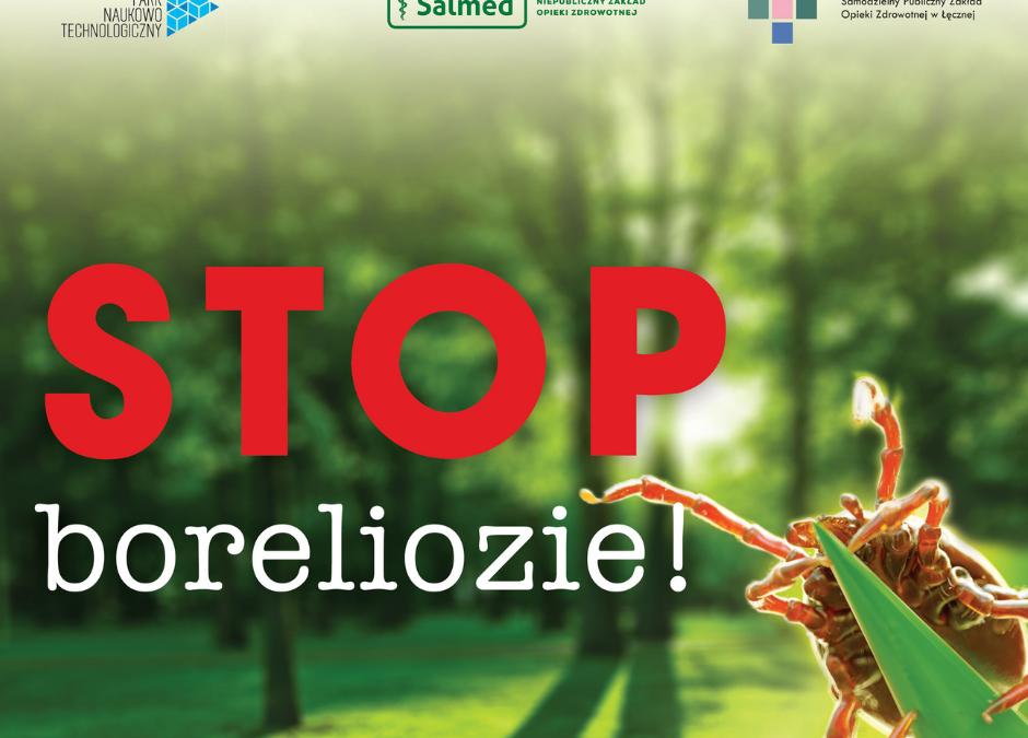 """Projekt """"STOP Boreliozie""""- zaproszenie do udziału"""