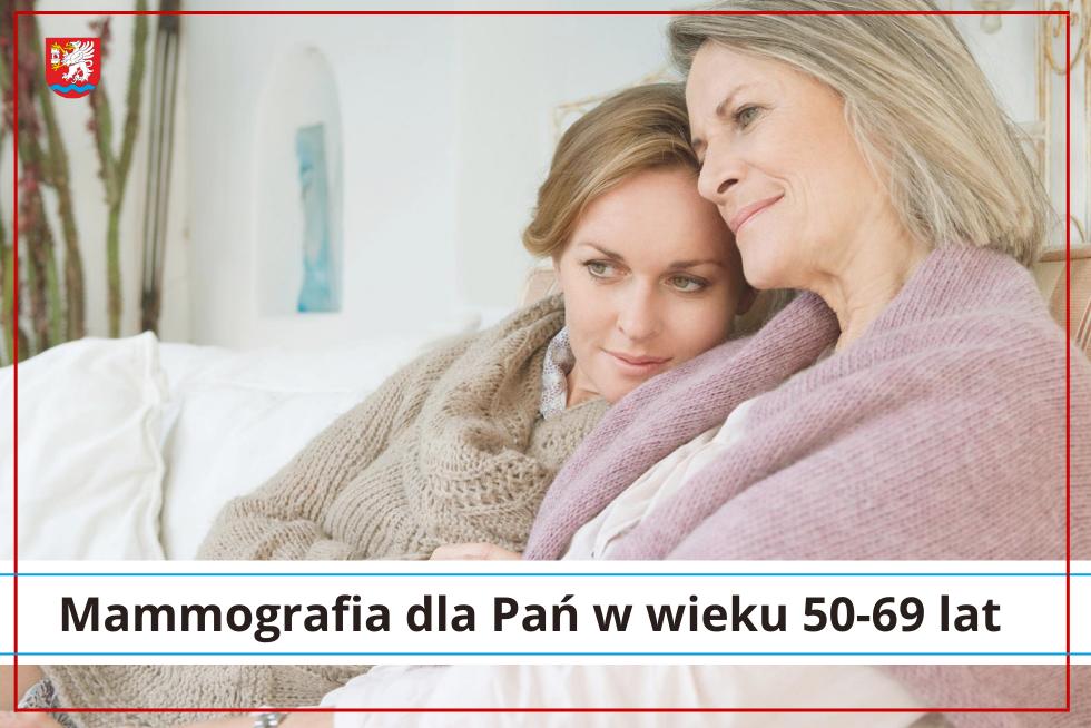 Bezpłatna Mammografia!