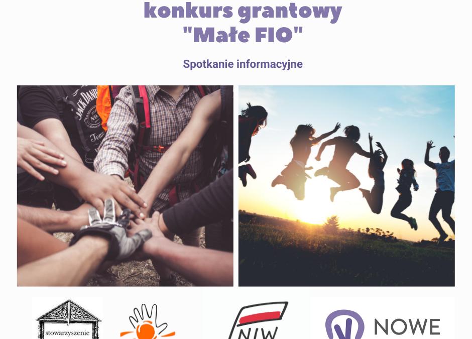 Konkurs grantowy Aktywna Lubelszczyzna – zaproszenie na spotkanie informacyjne