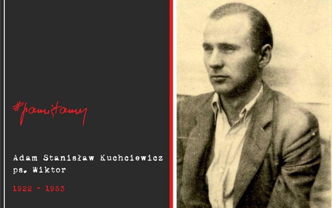"""Uroczystości pogrzebowe ppor. Adama Kuchciewicza ps. """"Wiktor"""" – Łęczna, 10 lipca 2021"""