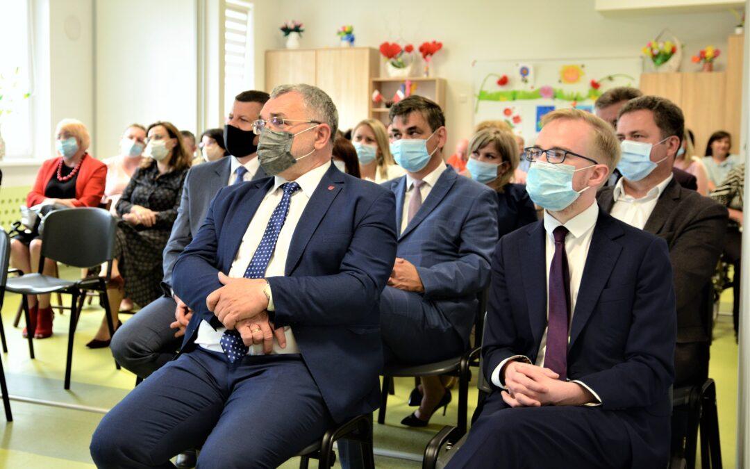 Rocznica otwarcia Centrum Opiekuńczo-Mieszkalnego w Jaszczowie